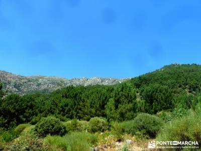 Pinares Angostura, Piedralaves; viajes septiembre;puente almudena;fotos senderismo